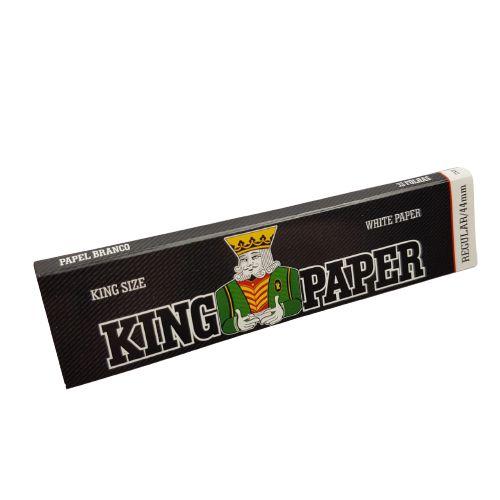 Seda King Paper King Size White - 33Folhas