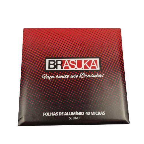 Papel Aluminio Brasuka - 40Micras