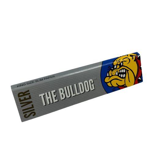 Seda The Bulldog Silver 110mm - 33Folhas