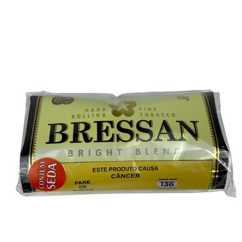Tabaco Bressan - Bright Blend 40g