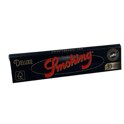 Seda Smoking De Luxe 110mm  - 33Folhas