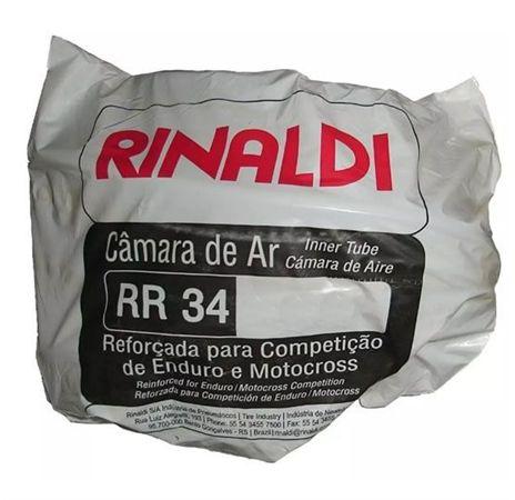 CÂMARA DE AR REFORÇADA RINALDI - RR34 - 4 mm