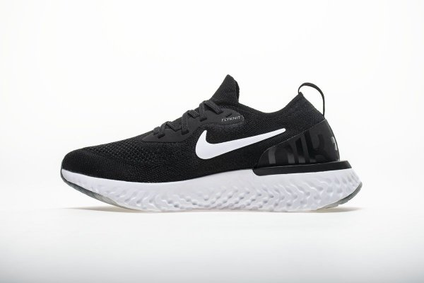 Tênis Nike Epic React Flyknit Feminino Preto E Branco