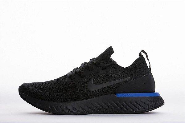 Tênis Nike Epic React Flyknit - Masculino - Preto
