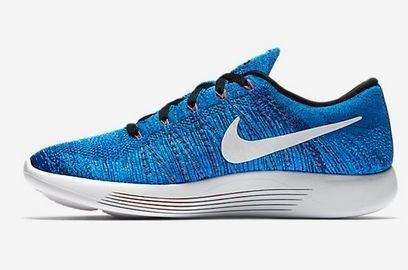 Tênis Nike LunarEpic Low Flyknit - Masculino - Azul