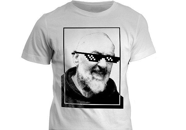 Camiseta - Padre Pio
