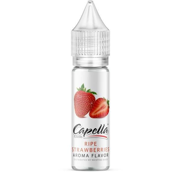 Ripe Strawberries (CAP) - 15ml