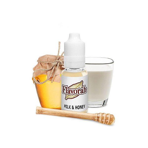 Milk & Honey (FLV) - 15ml
