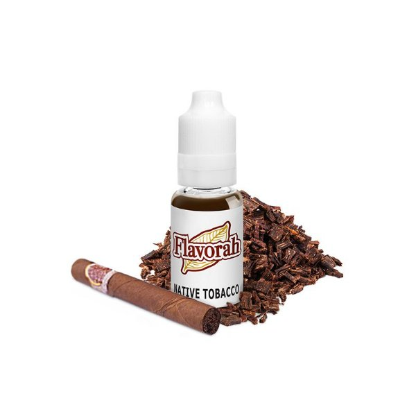 Native Tobacco (FLV) - 15ml