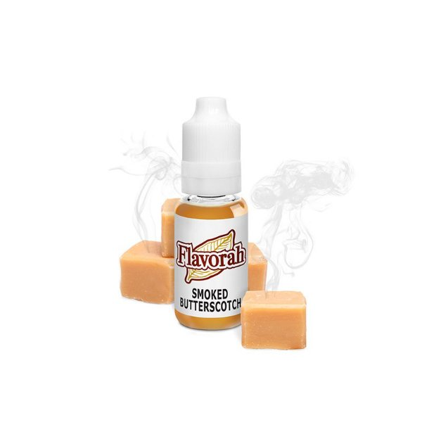 Smoked Butterscotch (FLV) - 15ml