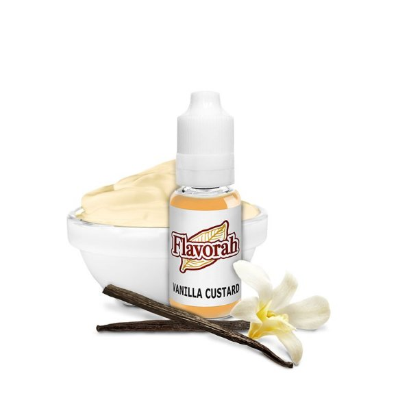 Vanilla Custard (FLV) - 15ml