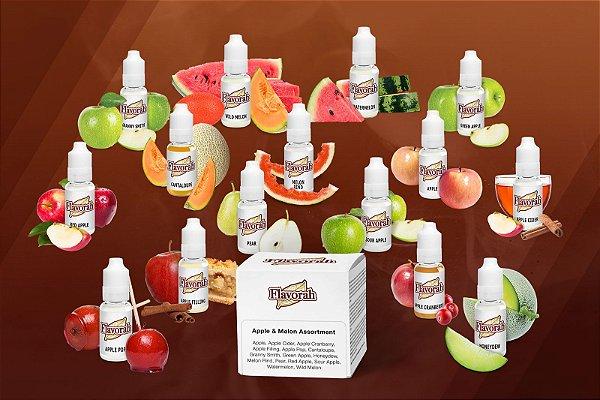 Apple and Melon Assortment (FLV)