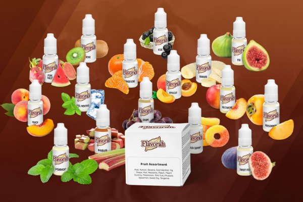 Fruit Concentrates Assortment (FLV)