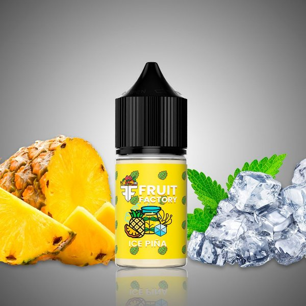 Ice Pina Freebase - 30ml