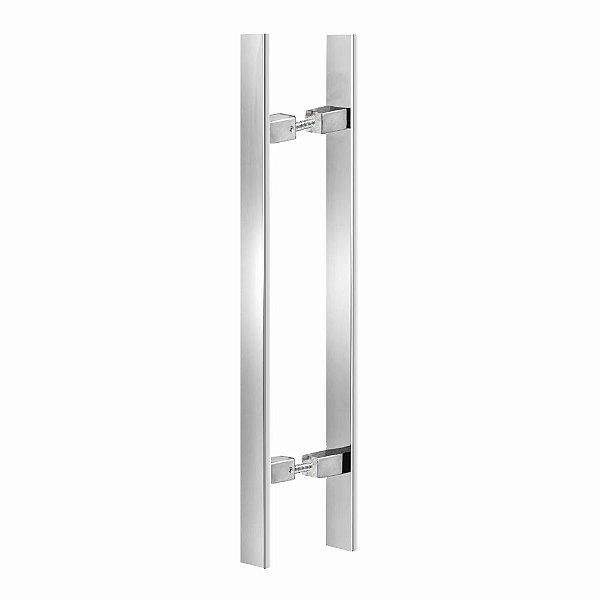 Puxador Para Portas de Madeira/Vidro/Correr 60 cm Puma 100PM