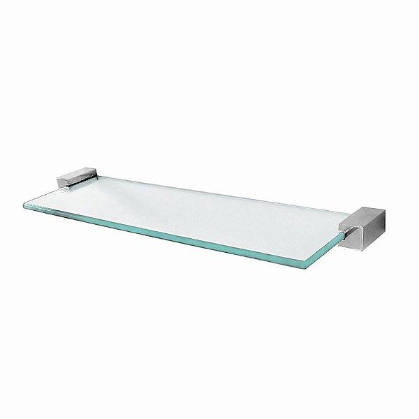 Porta Shampoo em Vidro Classic 606CLA Grego Metal