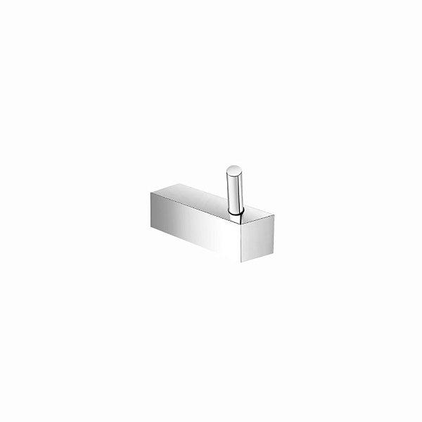 Cabide Suporte Toalhas Metal Prátika 807PK Grego Metal