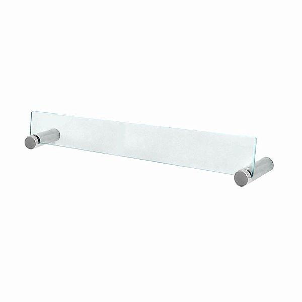 Porta Toalhas Banho Acessório em Vidro Retrô 206RT Grego
