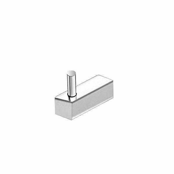 Cabide Aço Inox Maciço Alto Padrão 306VIP Grego Metal