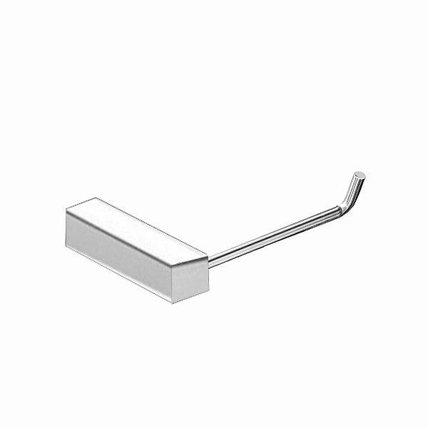 Porta Papel Higiênico Aço Inox Maciço 307VIP