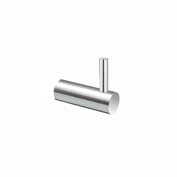 Cabide para Banheiro Luxo Slim 512LSA Grego Metal