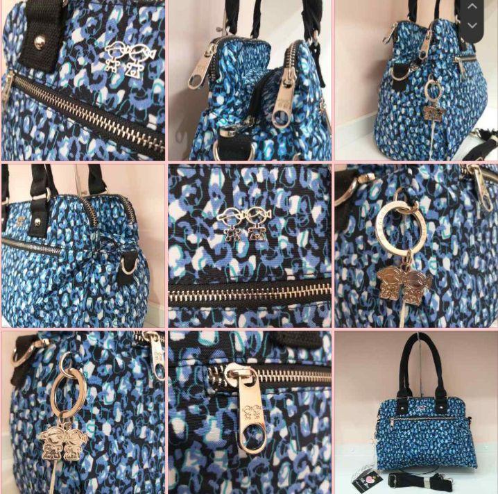 Bolsa Nylon M&M HT6024