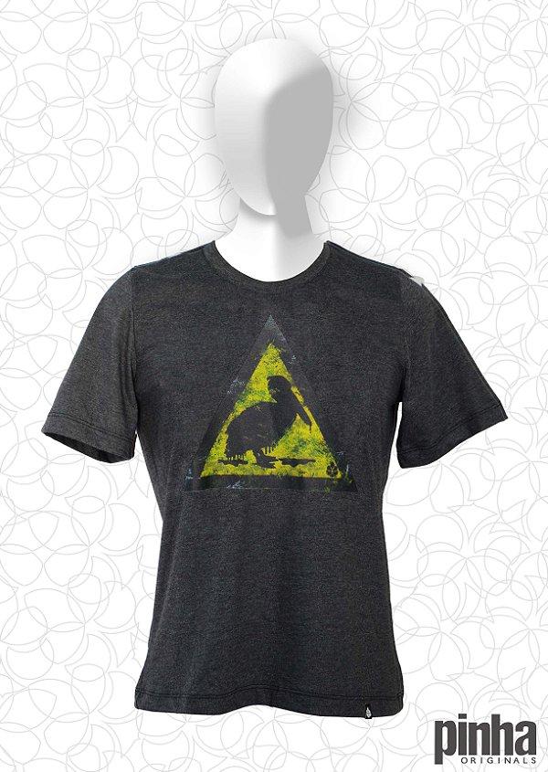 Camiseta Placa Pelicano- Pinha Originals