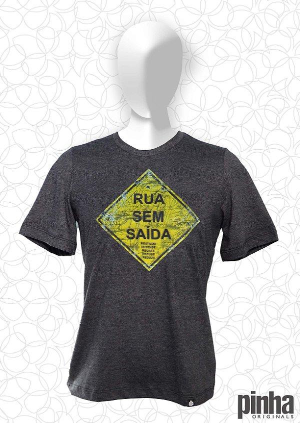 Camiseta Rua sem Saída- Pinha Originals