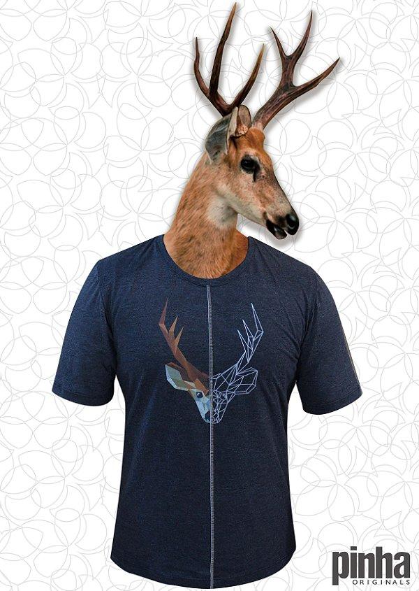 Camiseta Cervo do Pantanal - Pinha Originals
