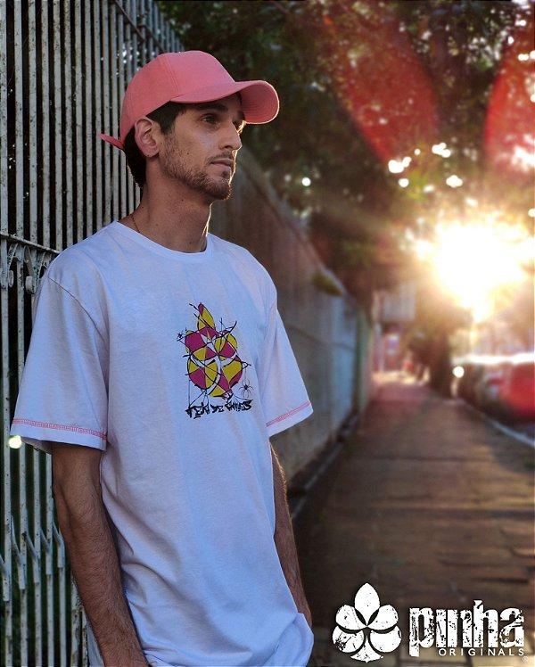 Camiseta Teia de Atitudes - LLS