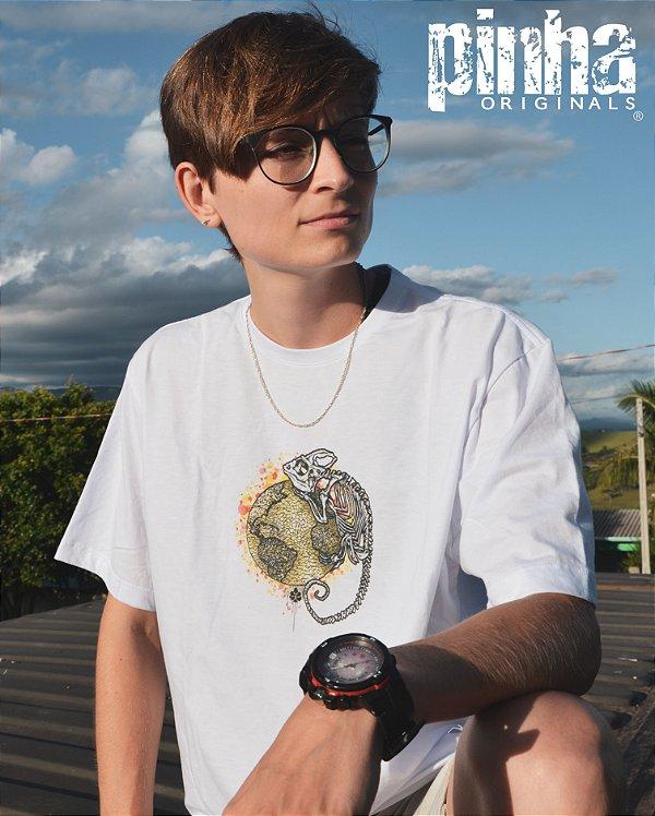 Camiseta Calango do deserto - LLS