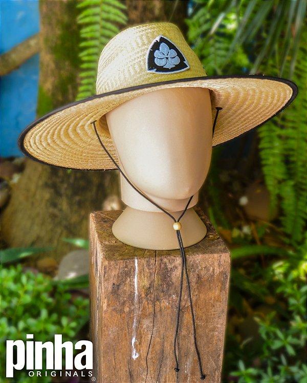 Chapéu de Palha Surf  - Pinha Originals