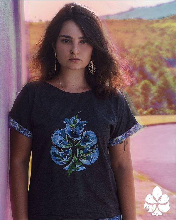 Blusa Puya - Flores do Mundo