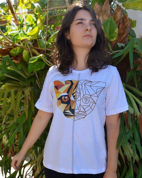 Camiseta Gato Maracajá - Animal Duo