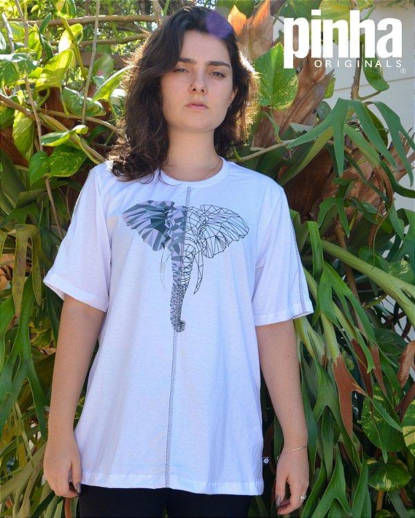 Camiseta Elefante Africano - Animal Duo