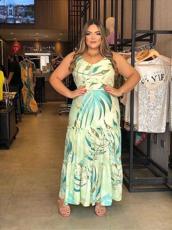 Vestido Plus Size Holly