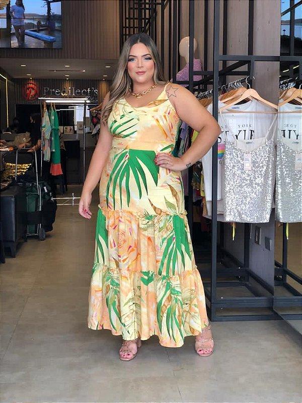 Vestido Plus Size Nikki