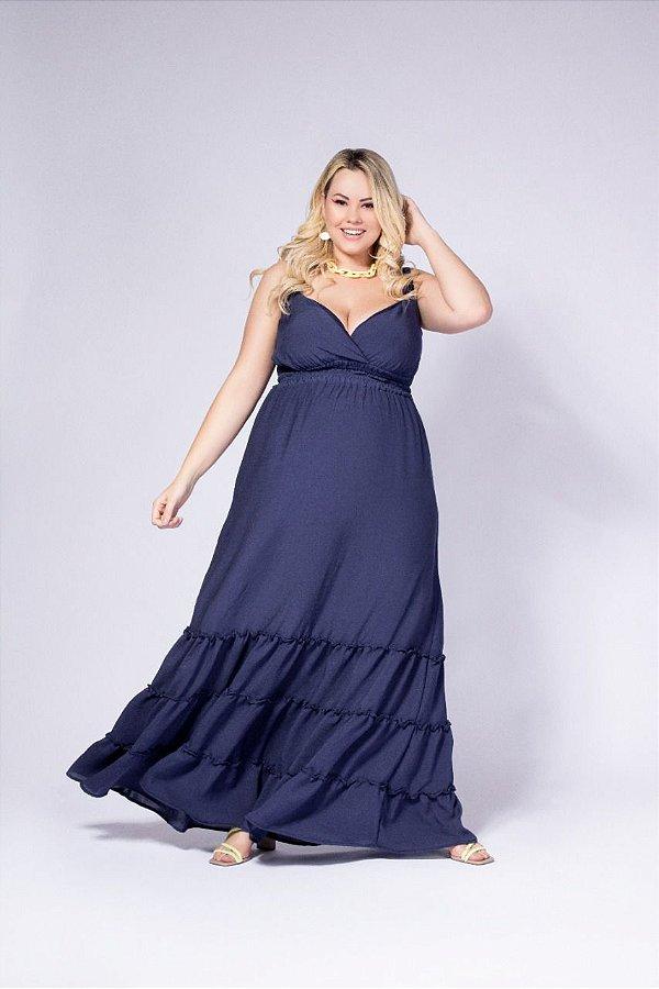 Vestido Plus Size Beverly