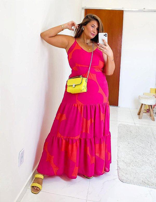 Vestido Plus Size Yandra