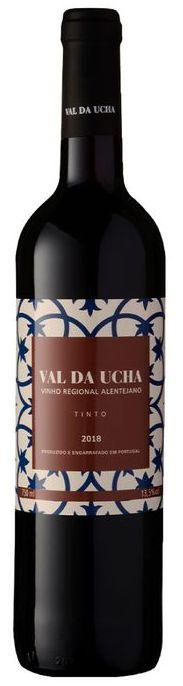 Vinho Val da Ucha Alentejano - 750ml