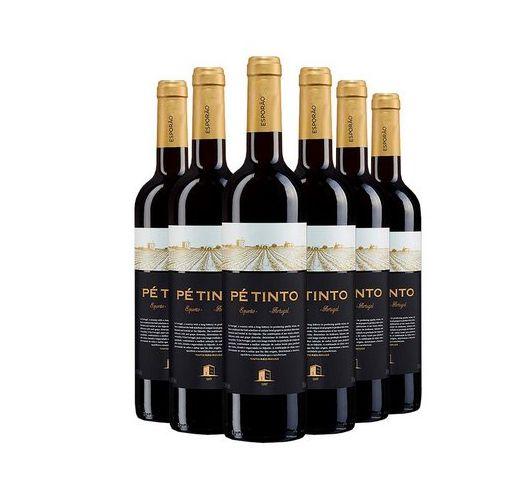 Leve 6 Pague 5 - Vinho Esporão Pé Tinto - 750ml