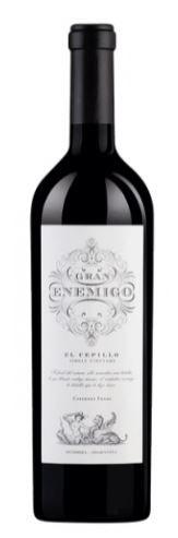 Gran Enemigo El Cepillo Cabernet Franc-750 ml