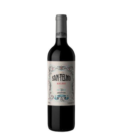 Vinho Tinto Argentino San Telmo Malbec 750ml