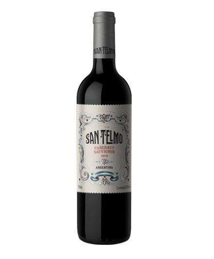 Vinho Tinto Argentino San Telmo Cabernet Sauvignon 750ml