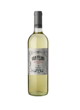Vinho Branco Argentino San Telmo Chardonnay 750ml