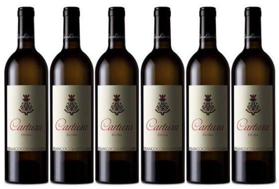 Leve 6 Pague 5 - Vinho Cartuxa Colheita Évora Branco - 750ml