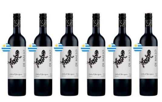 Leve 6 Pague 5 - Vinho Di Mallo Cabernet Sauvignon - 750ml