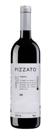 Vinho Pizzato Reserva Merlot - 750ml