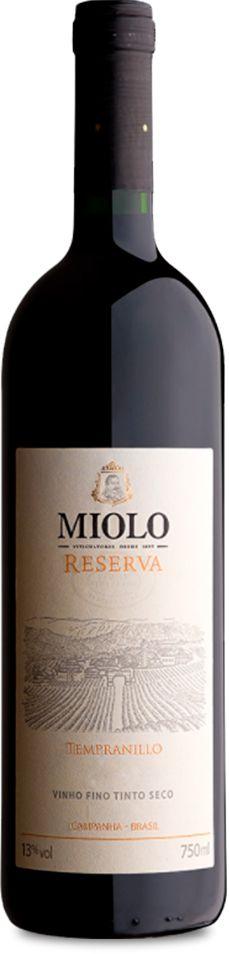 Vinho Miolo Reserva Tempranillo - 750ml