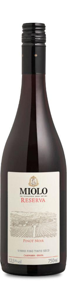 Vinho Miolo Reserva Pinot Noir - 750ml